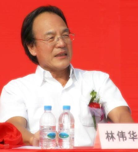 香港信利国际控股有限公司总裁-林伟华