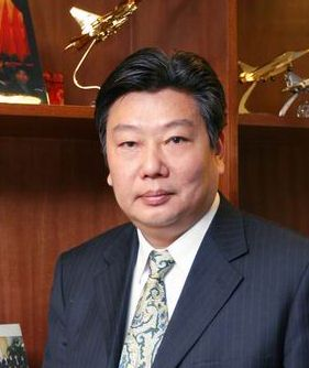 中国航空工业集团公司总经理―林左鸣